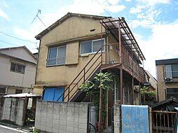 栗原鈴木荘[201号室]の外観