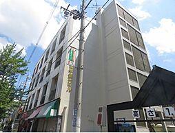 大阪府茨木市大住町の賃貸マンションの外観