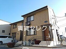[テラスハウス] 千葉県松戸市三ケ月 の賃貸【/】の外観