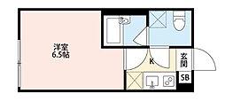 nomad四つ木(ノマド四つ木)[1階]の間取り