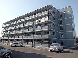 ドリームタウン三和 A棟[5階]の外観