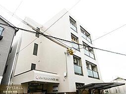大阪府堺市中区新家町の賃貸マンションの外観