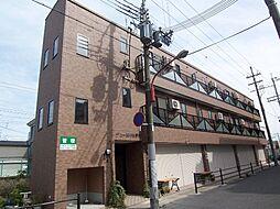 兵庫県伊丹市梅ノ木2丁目の賃貸マンションの外観