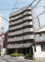 東京都豊島区高田2丁目の賃貸マンションの外観
