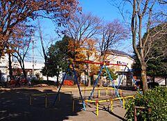 散田公園 580m
