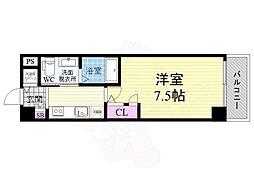 西大路駅 6.6万円