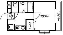 フォルム六本松九大西[103号室]の外観