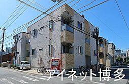 福岡市地下鉄空港線 祇園駅 徒歩15分の賃貸アパート