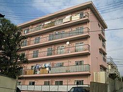 兵庫県西宮市上甲東園5丁目の賃貸マンションの外観