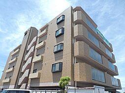 兵庫県明石市魚住町住吉2丁目の賃貸マンションの外観