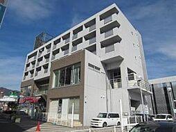 長野県上田市天神1丁目の賃貸マンションの外観