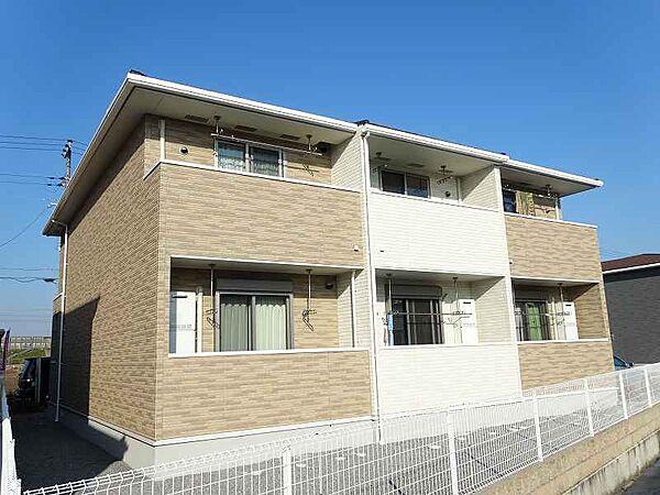 滋賀県愛知郡愛荘町川久保の賃貸アパートの画像
