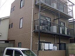 京都府京都市山科区音羽中芝町の賃貸マンションの外観