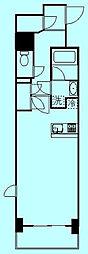 ヨシザワ18マンション[8階]の間取り