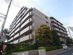 埼玉県さいたま市南区曲本5丁目の賃貸マンションの外観