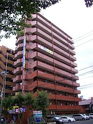 グランドール船堀[2階]の外観
