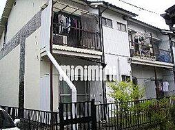 吉田荘(稲荷)[2階]の外観