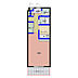 間取り,ワンルーム,面積25.2m2,賃料3.0万円,JR常磐線 赤塚駅 4km,,茨城県水戸市見川町
