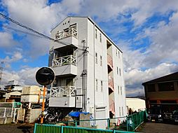 メゾンドソレイユ滝谷[1階]の外観