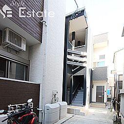 名古屋市営鶴舞線 荒畑駅 徒歩5分の賃貸アパート