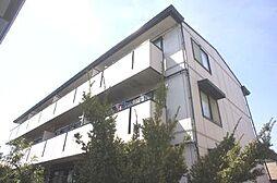 サンウッドA[1階]の外観