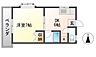 間取り,1DK,面積27.95m2,賃料4.2万円,,,高知県高知市朝倉己