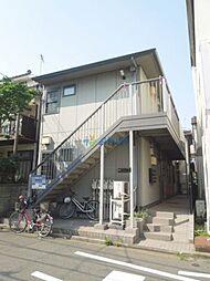 神奈川県横浜市鶴見区下野谷町1丁目の賃貸アパートの外観