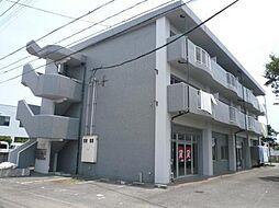 宮崎県宮崎市前原町の賃貸マンションの外観