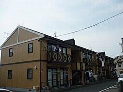 サンプライム阪南B[2階]の外観