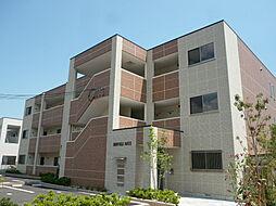 アーバンヒルズサイトII[1階]の外観