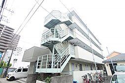 神奈川県大和市南林間1の賃貸マンションの外観