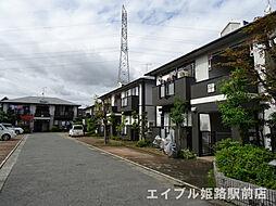 サンビレッジ田寺[208号室]の外観