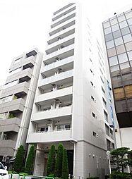 東京都千代田区神田猿楽町2丁目の賃貸マンションの外観