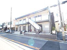 千葉県柏市大塚町の賃貸アパートの外観