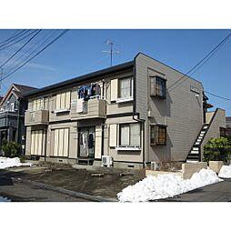 神奈川県横浜市泉区中田南4丁目の賃貸アパートの外観