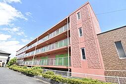 滋賀県草津市野路8丁目の賃貸マンションの外観