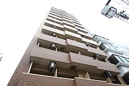 愛知県名古屋市昭和区鶴舞2の賃貸マンションの外観