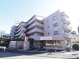 神奈川県川崎市麻生区東百合丘3丁目の賃貸マンションの外観