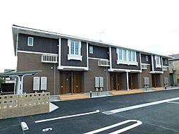 福岡県北九州市八幡西区御開3の賃貸アパートの外観
