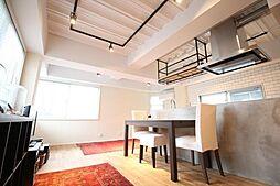 南馬込のデザインハウス 3LDKの居間