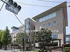 小学校 450m 武蔵野市立大野田小学校