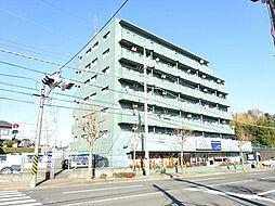 神奈川県横浜市泉区弥生台の賃貸マンションの外観