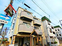 シャルマンフジ北野田[303号室]の外観