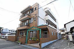 兵庫県西宮市瓦林町の賃貸マンションの外観
