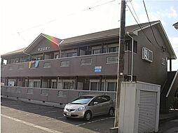 鹿児島県霧島市隼人町内の賃貸アパートの外観