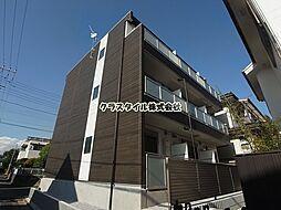 神奈川県海老名市国分南2丁目の賃貸マンションの外観