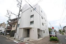 愛知県名古屋市瑞穂区牧町2丁目の賃貸マンションの外観