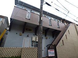 アミューズメント芝高木B棟[2階]の外観