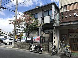 京都府京都市上京区芝大宮町の賃貸アパートの外観