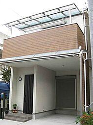 [一戸建] 大阪府大東市大野1丁目 の賃貸【/】の外観